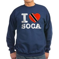 I love Soca Sweatshirt