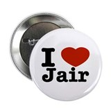 "I love Jair 2.25"" Button"