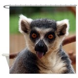 Lemur Shower Curtain