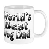WORLDS BEST Dog Dad Mug