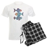 Fishes 3 pajamas