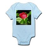 I Love You! Infant Bodysuit