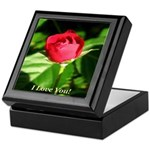 I Love You! Keepsake Box