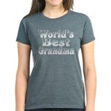 WORLDS BEST Grandma Tee