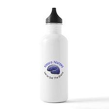 Neuro Nurse Water Bottle