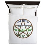 Earth Our Mother Queen Duvet