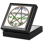 Earth Our Mother Keepsake Box