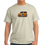 Scion XB Orange Car T-Shirt