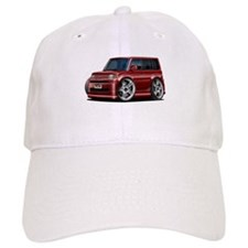 Scion XB Maroon Car Baseball Cap
