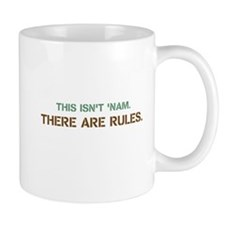 There are rules Mug