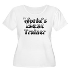 WORLDS BEST Trainer T-Shirt