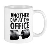 Another day at the office Small Mug