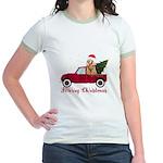 Zambia Flag Organic Toddler T-Shirt (dark)