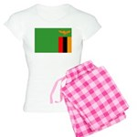 Zambia Flag Women's Light Pajamas