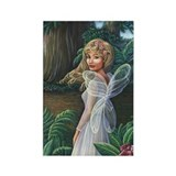 Forest Fairy Rectangle Magnet (10 pack)