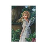 Forest Fairy Rectangle Magnet