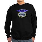 Pasadena Police Helicopter Sweatshirt (dark)