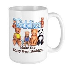 Teddy Buddies Mug