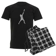 Lacrosse Lingo pajamas