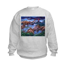 Unique Dinosaurs Sweatshirt