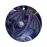 Celestial Dragon Ornament (Round)