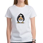 GLBT Penguin Women's T-Shirt