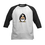 GLBT Penguin Kids Baseball Jersey