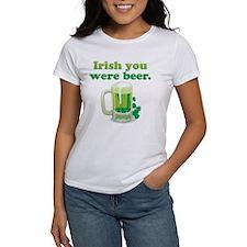 Irish You Were Beer Tee