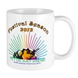 Festival Season 2012 Mug