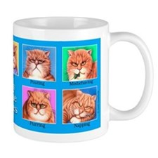 Nine Lives Coffee Mug