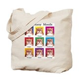 My Many Moods / Happy Face Tote Bag