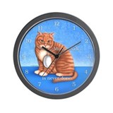 Mousework Wall Clock