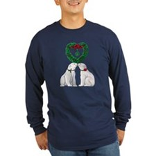 Polar Bear Kiss T