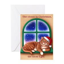 Closer Greeting Card