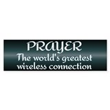 Prayer - World's Greatest Wir Bumper Stickers
