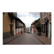 La Candelaria Bogota Postcards (Package of 8)
