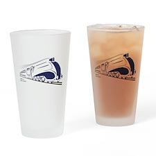 LNER A4 Mallard Drinking Glass