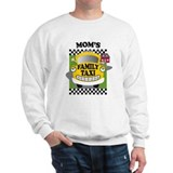 Mom's Family Taxi Sweatshirt