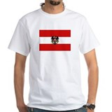 Austrian National Flag Shirt