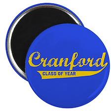 Cranford High Alumni Logo Magnet