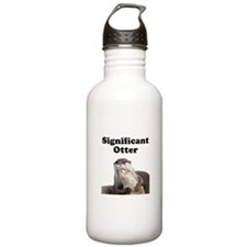 Significant Otter Sports Water Bottle