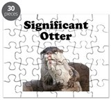 Significant Otter Puzzle