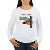 Welcome to K Street Women's S T-Shirt