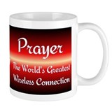 Prayer - World's Greatest Wir Small Mug