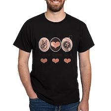 3-SewPeaceLove T-Shirt