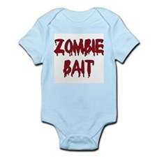 Zombie Bait Infant Bodysuit