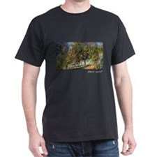 Apple Trees on the Chantemesle Hill, Monet, T-Shirt