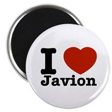 "I love Javion 2.25"" Magnet (10 pack)"