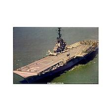 USS ESSEX Rectangle Magnet