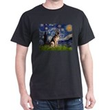Cute Beautiful german shepherd T-Shirt